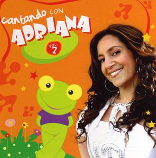 Cantando con Adriana - Había una vez un avión